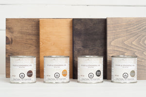 Stain and Finishing Oil - Osseo Savitt Paint