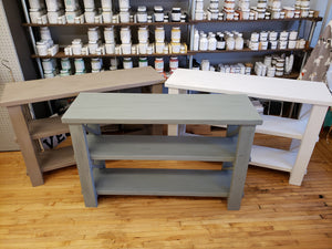 SOLD OUT! Shelf Workshop {Thurs, Jan 30th 6pm-8pm}