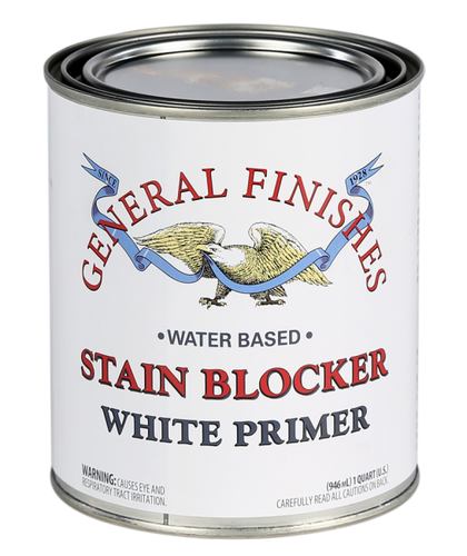 Stain Blocker White Primer Quart