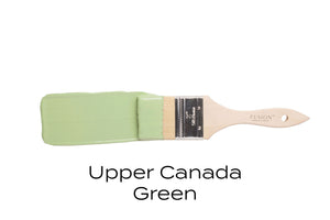 Upper Canada Green - Osseo Savitt Paint