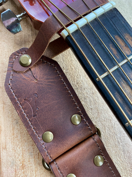 Guitar Strap Headstock Attachment