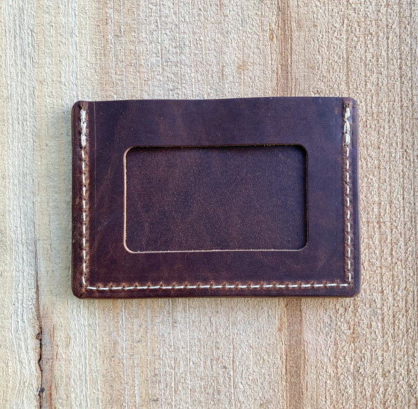 Slim Wallet - Horizontal