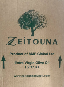 Extra Virgin Olive Oil 17.3L