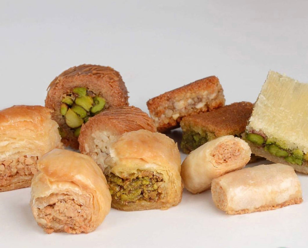 Lebanese Baklawa (in gift box)