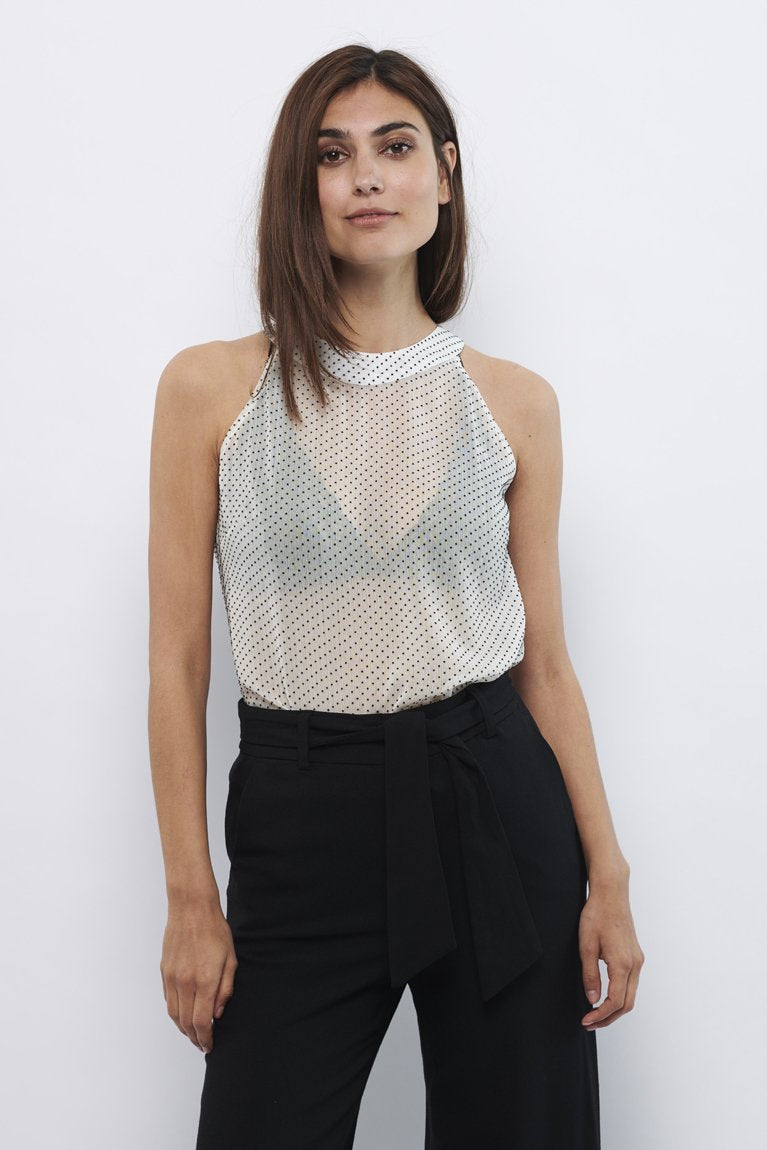 Tolsing Vega Top / White dots