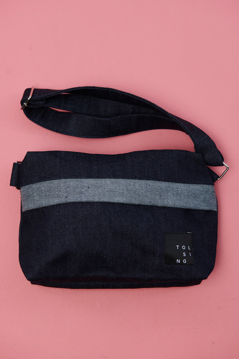 Small Lulu Bag / Denim