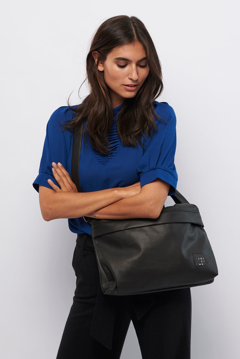 Medium Lulu Bag / Black