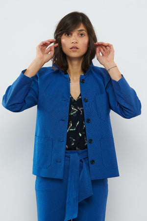 Tolsing Naja work Jacket / Denim