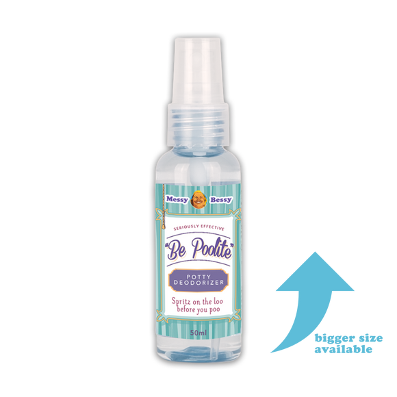 Be Poolite Deodorizer Spray 50ml