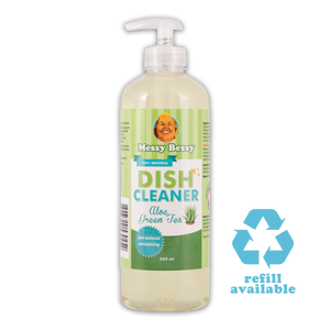 Dish Cleaner - Aloe Green Tea 500ml