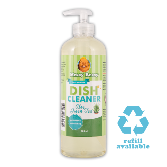 Dish Cleaner - Aloe Green Tea