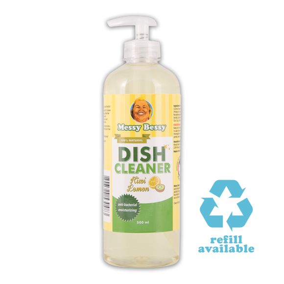 Dish Cleaner - Kiwi Lemon 500ml
