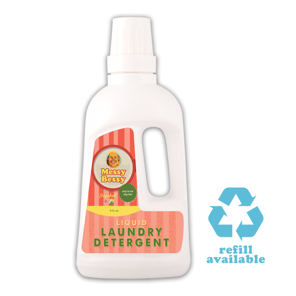 Liquid Laundry Detergent - Grapefruit 975ml