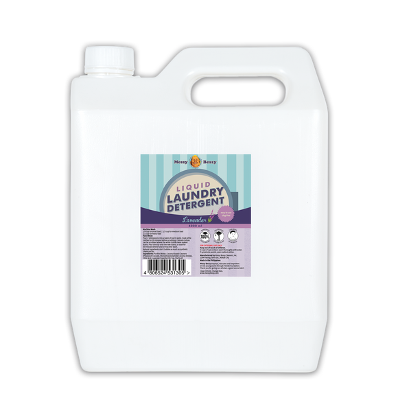 Liquid Laundry Detergent - Lavender 4000ml