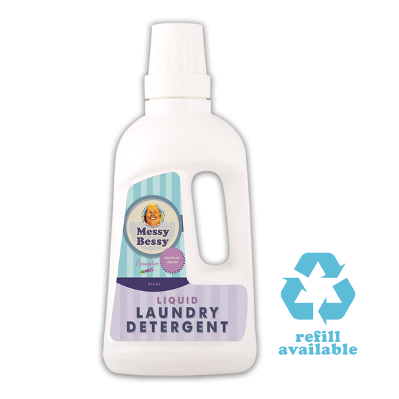 Liquid Laundry Detergent - Lavender 975ml