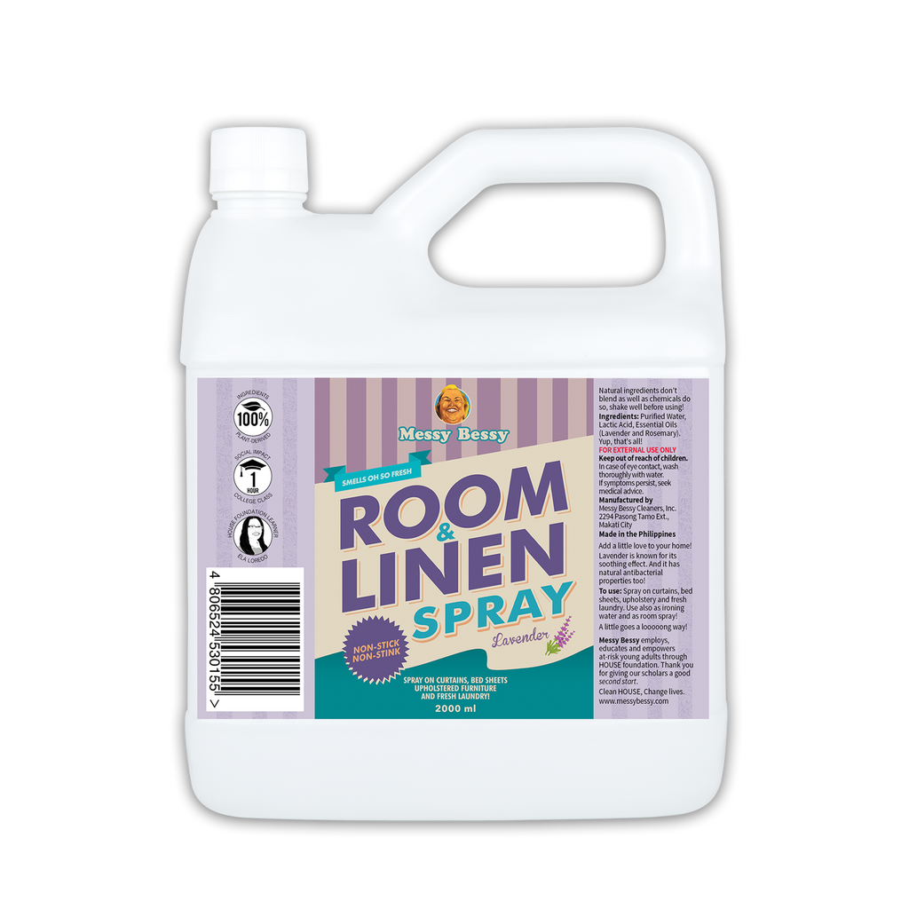 Room & Linen Spray Lavender 2000ml