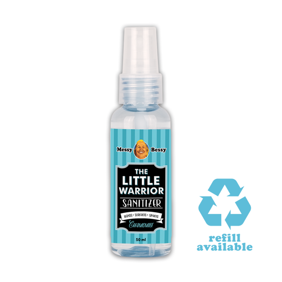 The Little Warrior - Chamomile 50ml