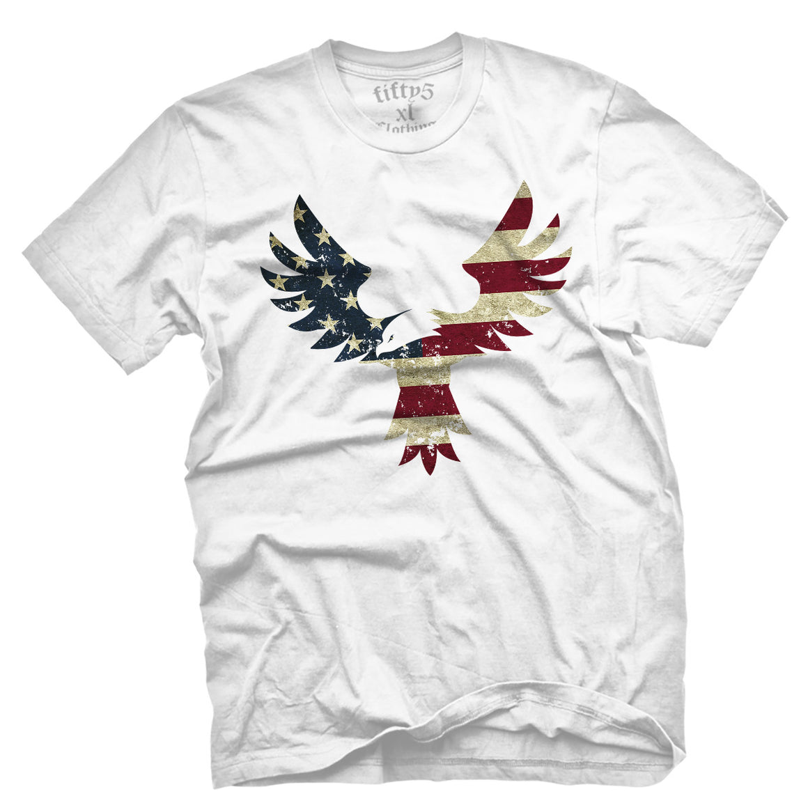 Fifty5 Clothing American Eagle Men's T Shirt
