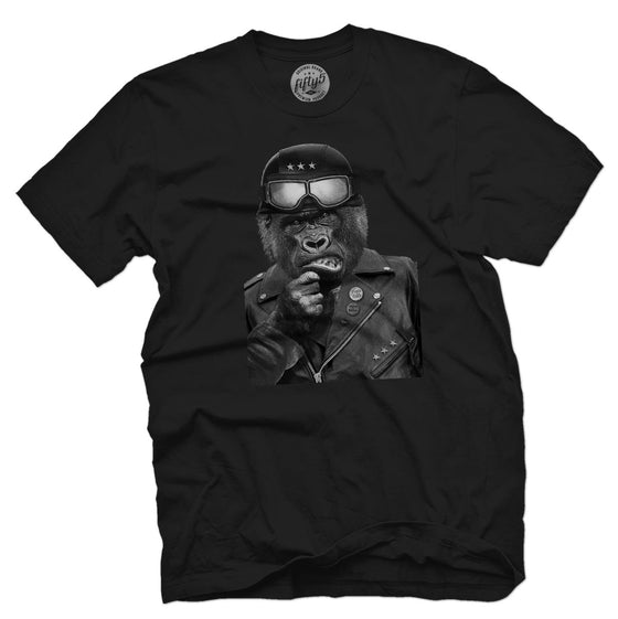 Bad A** Biker Men's T Shirt