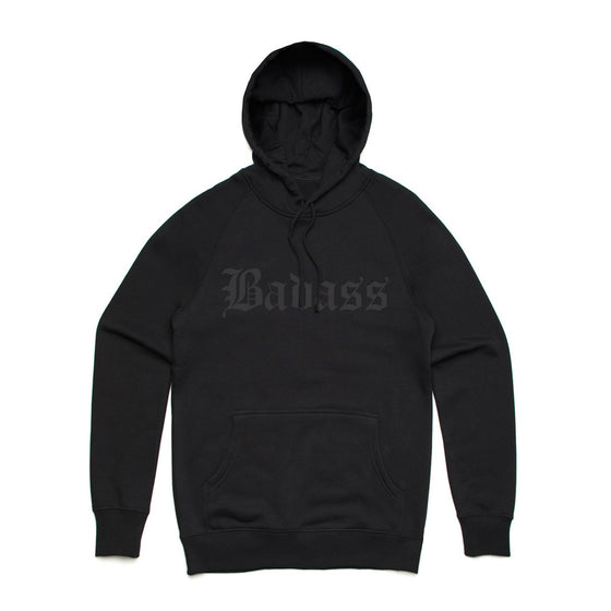 Fifty5 Clothing Badass Mid Weight Pullover Hoodie