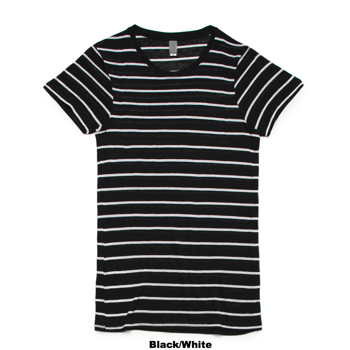 Black White Luxe T-Shirt