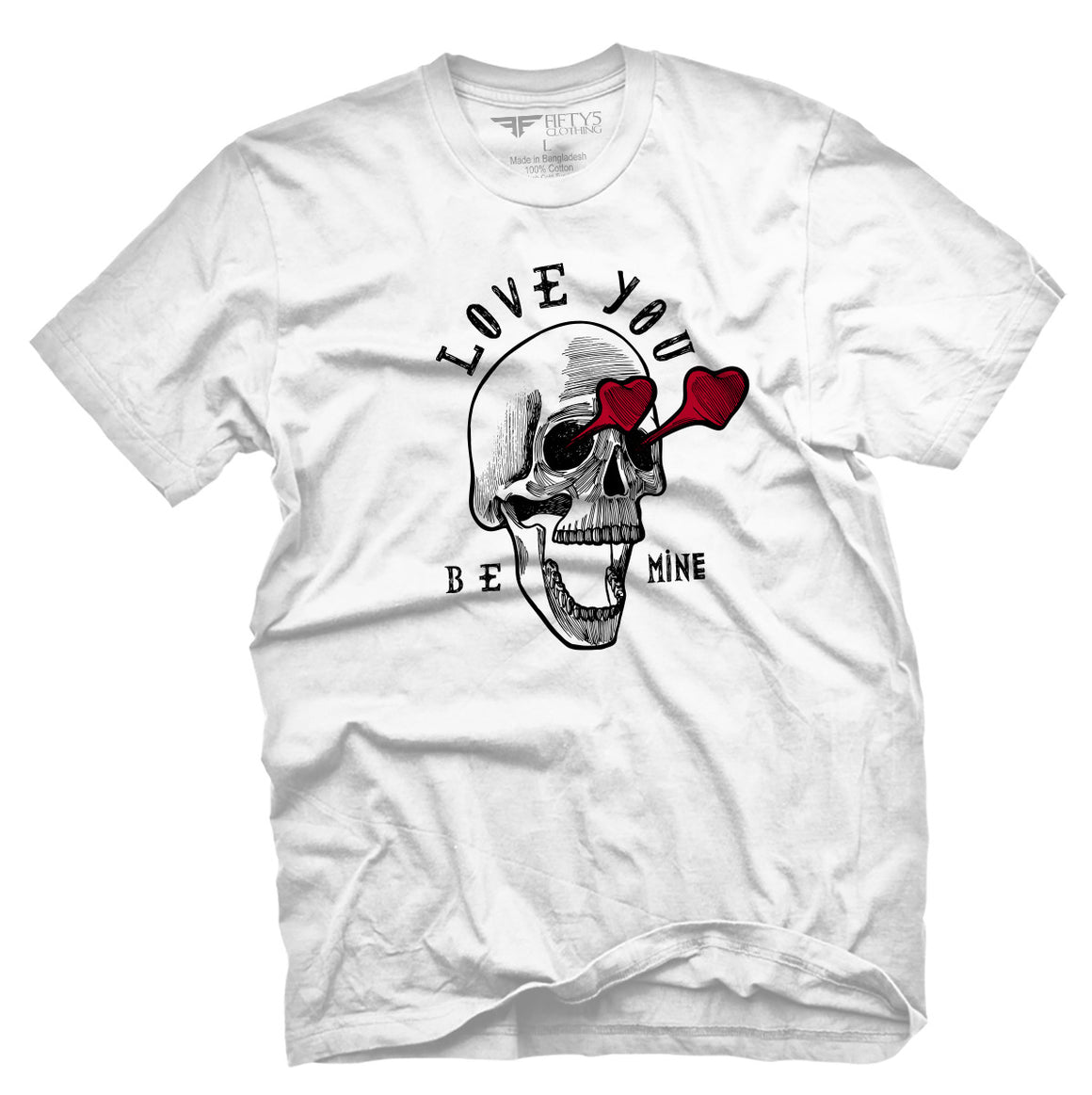 Fifty5 Clothing Be Mine Men's T Shirt