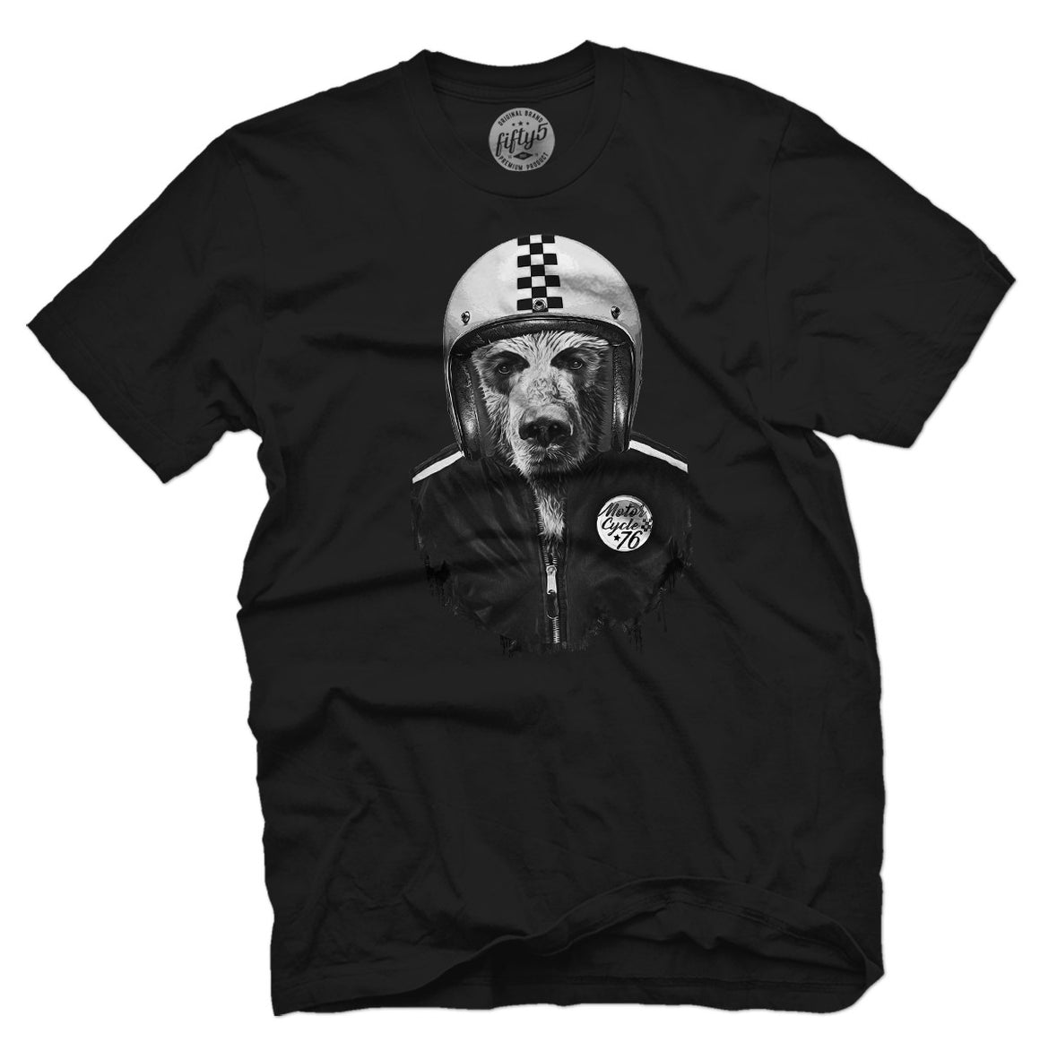 Big Dogs Biker Men's T Shirt