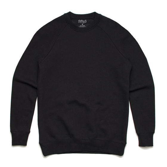 Fifty5 Clothing Premium Box Crew Unisex Sweatshirt