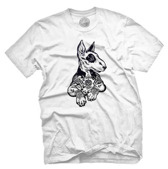 Bull Terrier Men's T Shirt