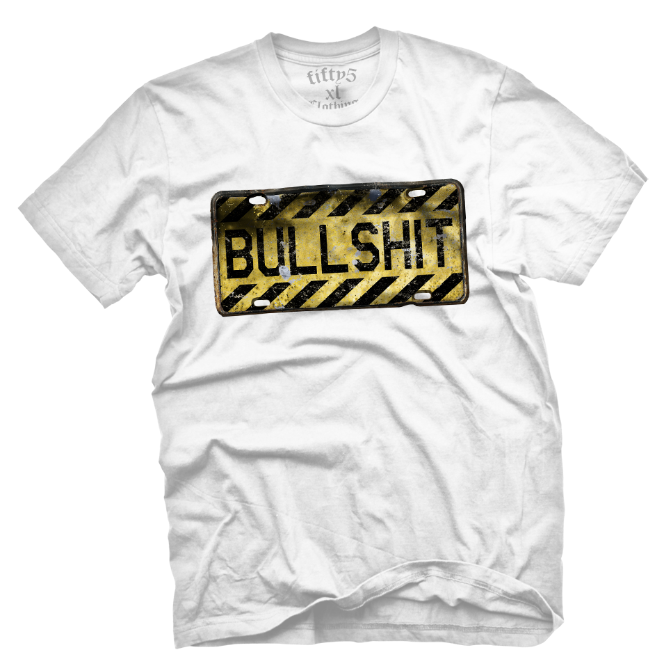 Bullshit Men's T Shirt
