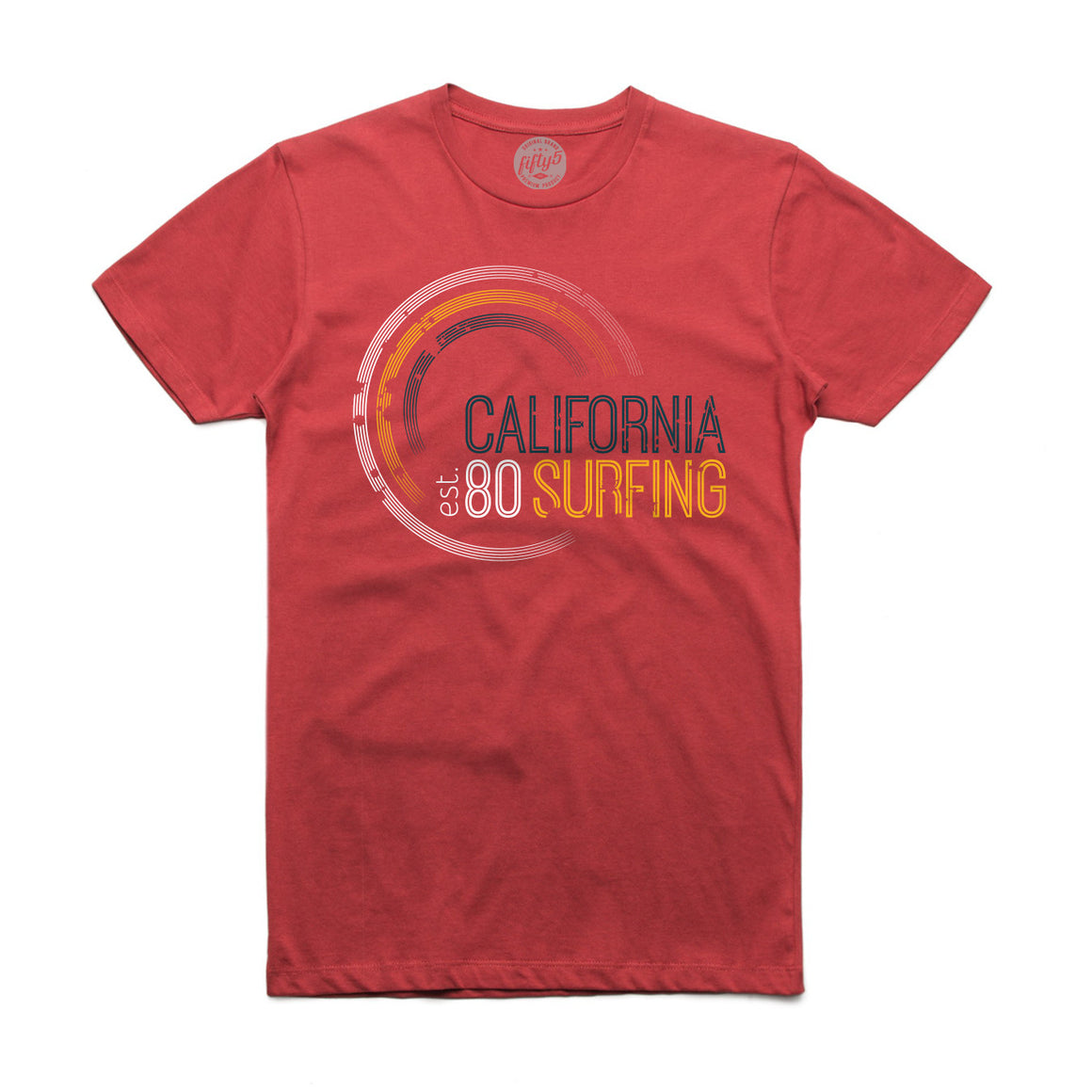 California Surfing Men's T-Shirt