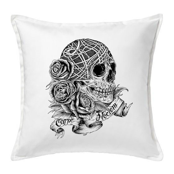 Carpe Noctem Cushion Cover
