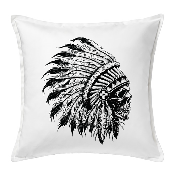 Chief Skull Cushion Cover