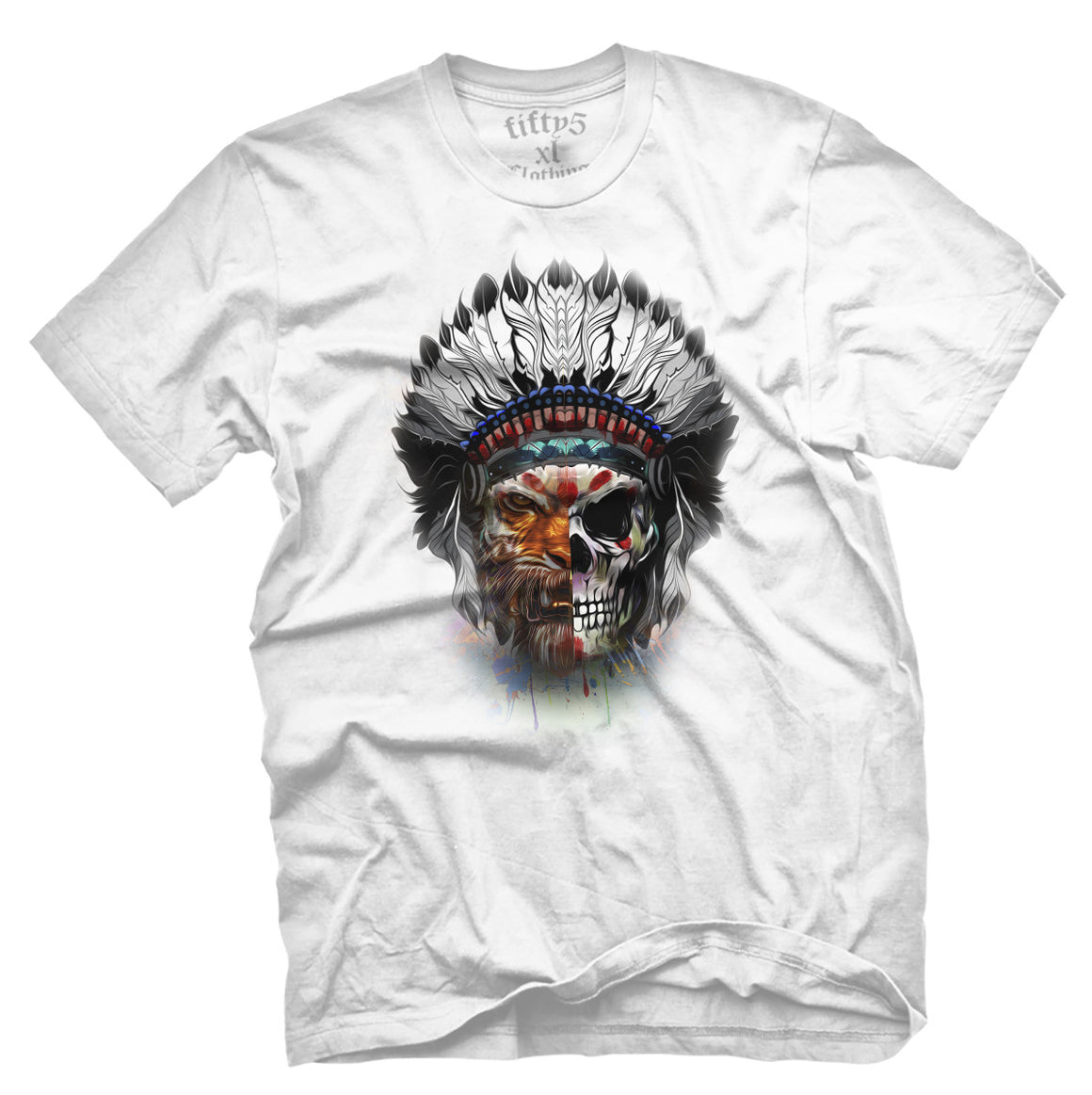 Fifty5 Chief of the Kingdom Men's T Shirt