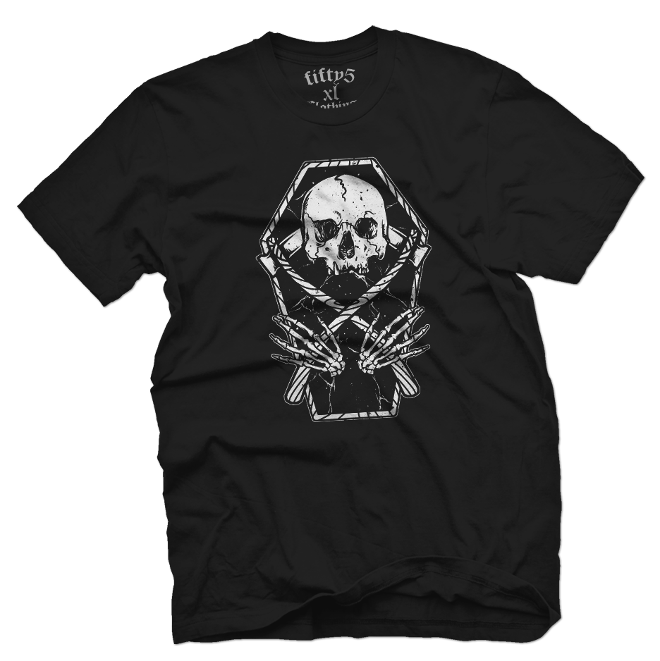 Coffin Reaper Men's T Shirt