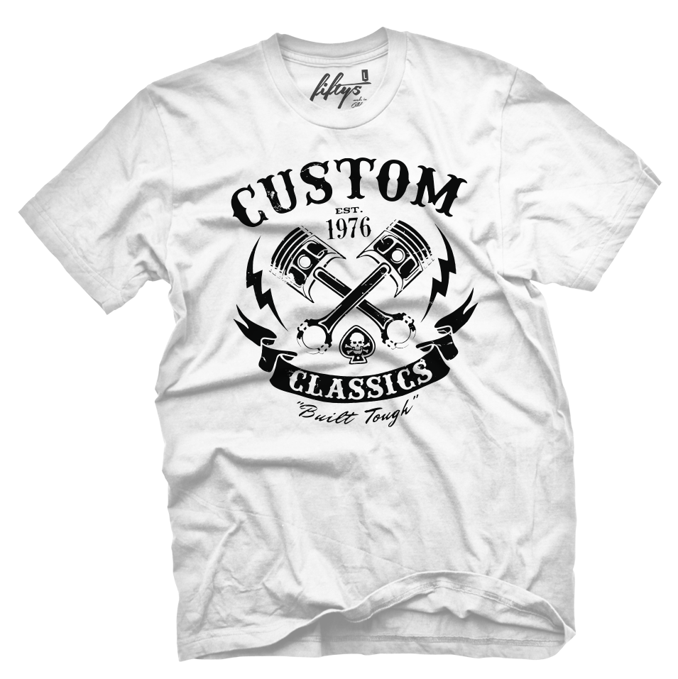 Custom Classics Men's T Shirt