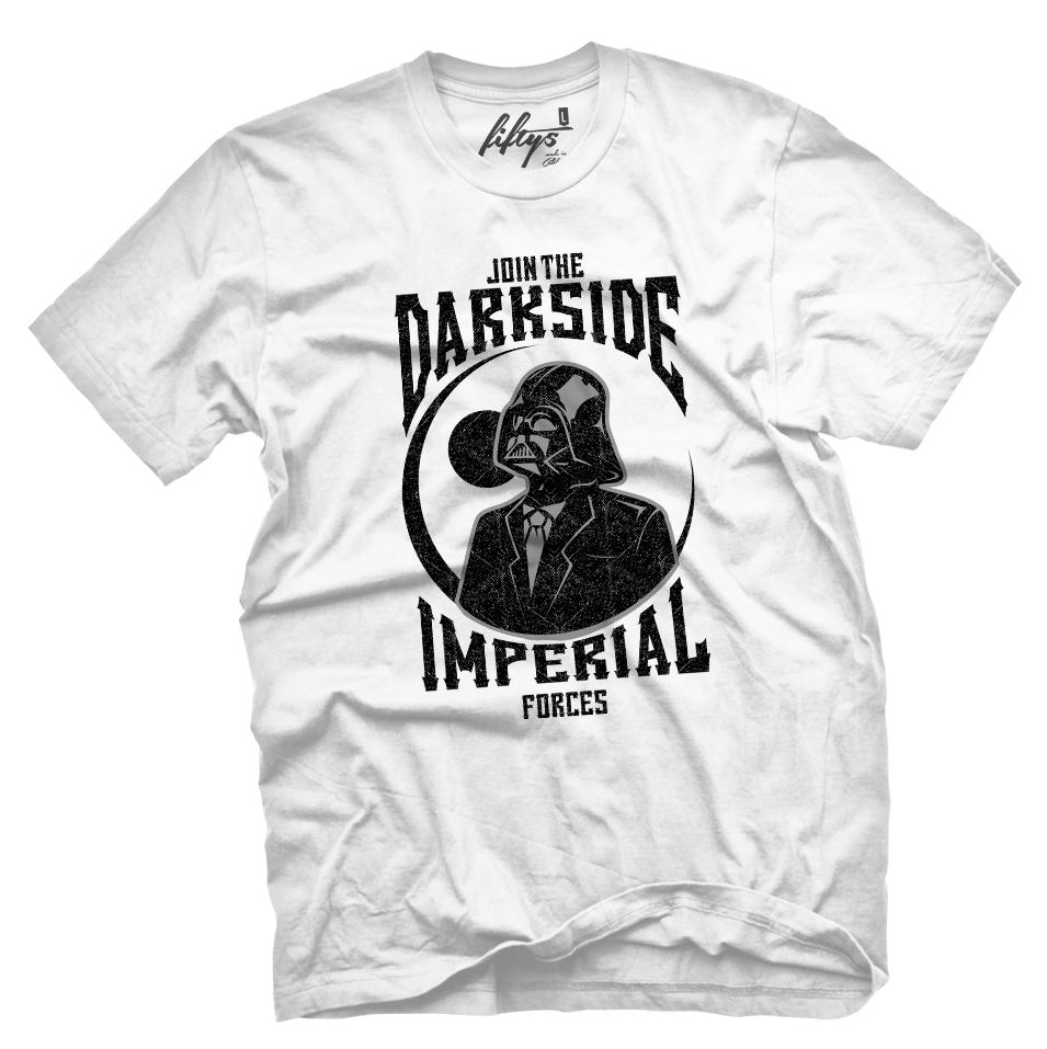 Darkside Imperial Forces Men's T Shirt