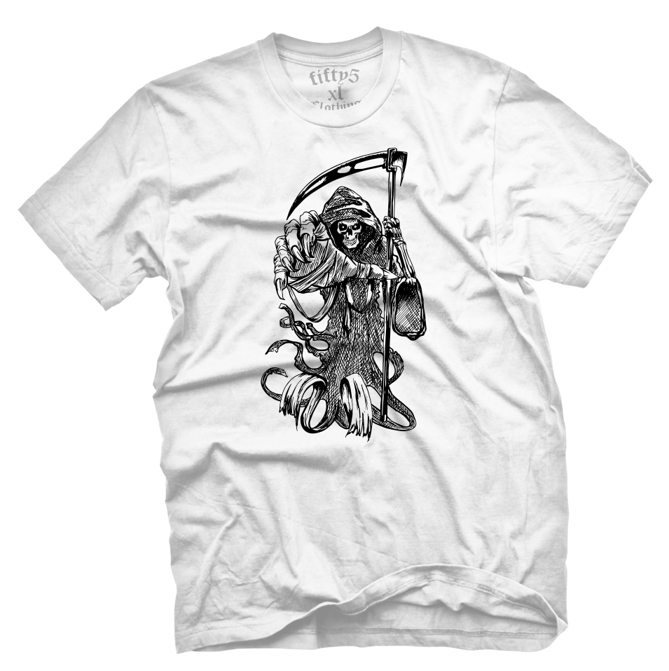 Death Reaper Mens T Shirt