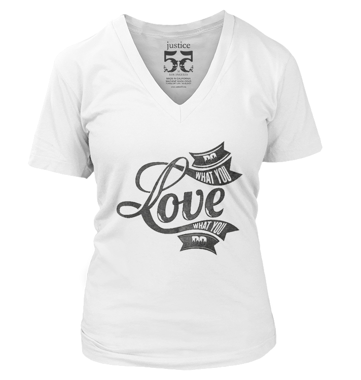 Do What You Love Vintage Women's T Shirt