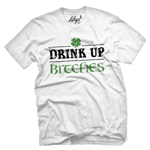 Drink Up Bitches Mens T Shirt