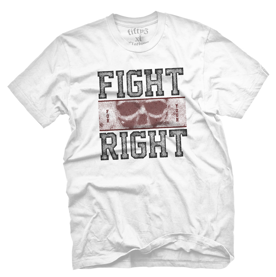Fifty5 Clothing Fight For Your Right Men's T Shirt