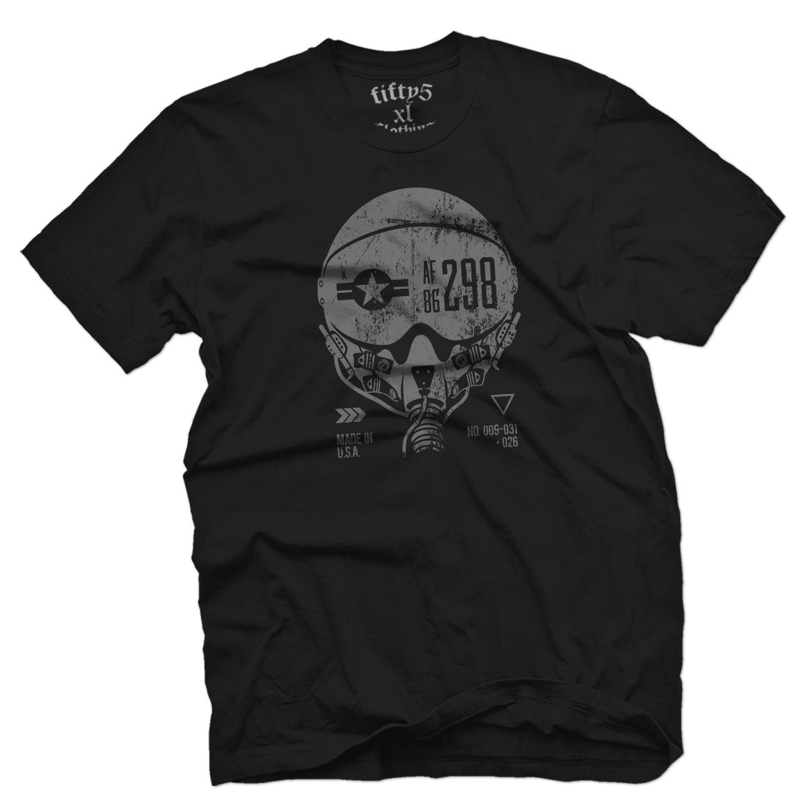 Fifty5 Clothing Fighter Pilot Men's T Shirt