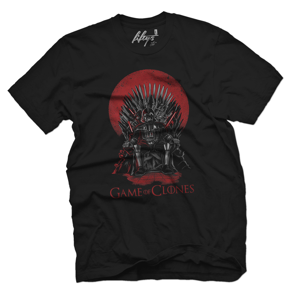 Game of Clones Men's T Shirt
