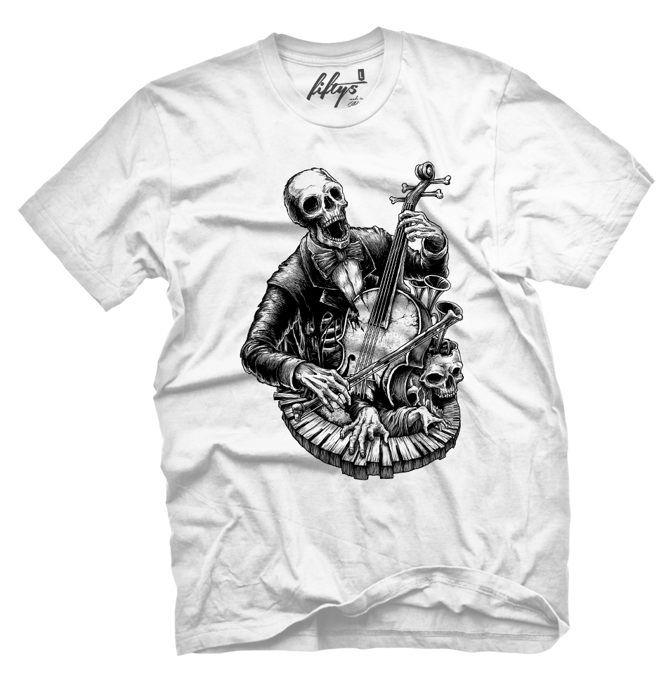 Harmony Of Death Men's T Shirt