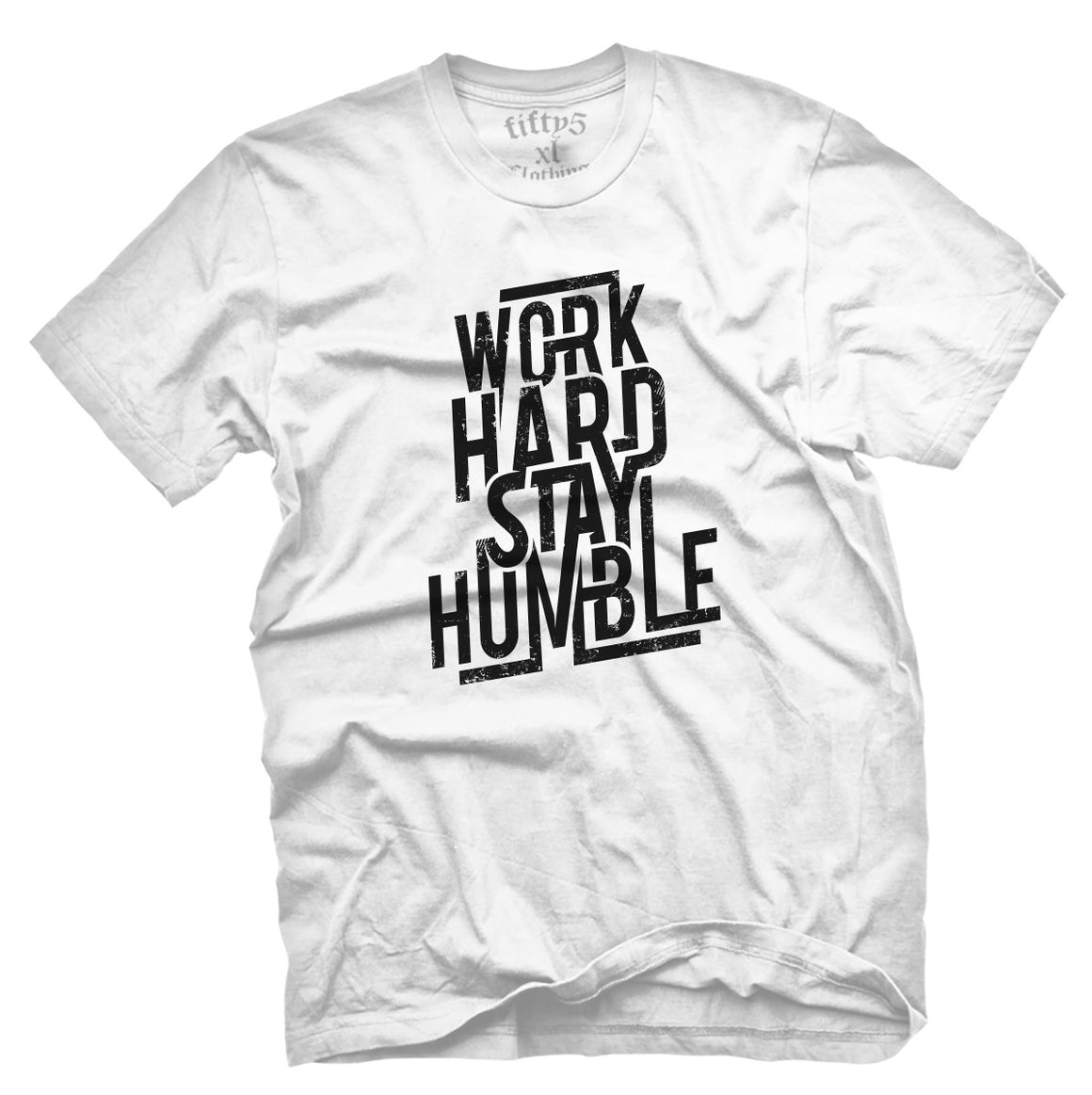 Work Hard Stay Humble Vintage Men's T Shirt