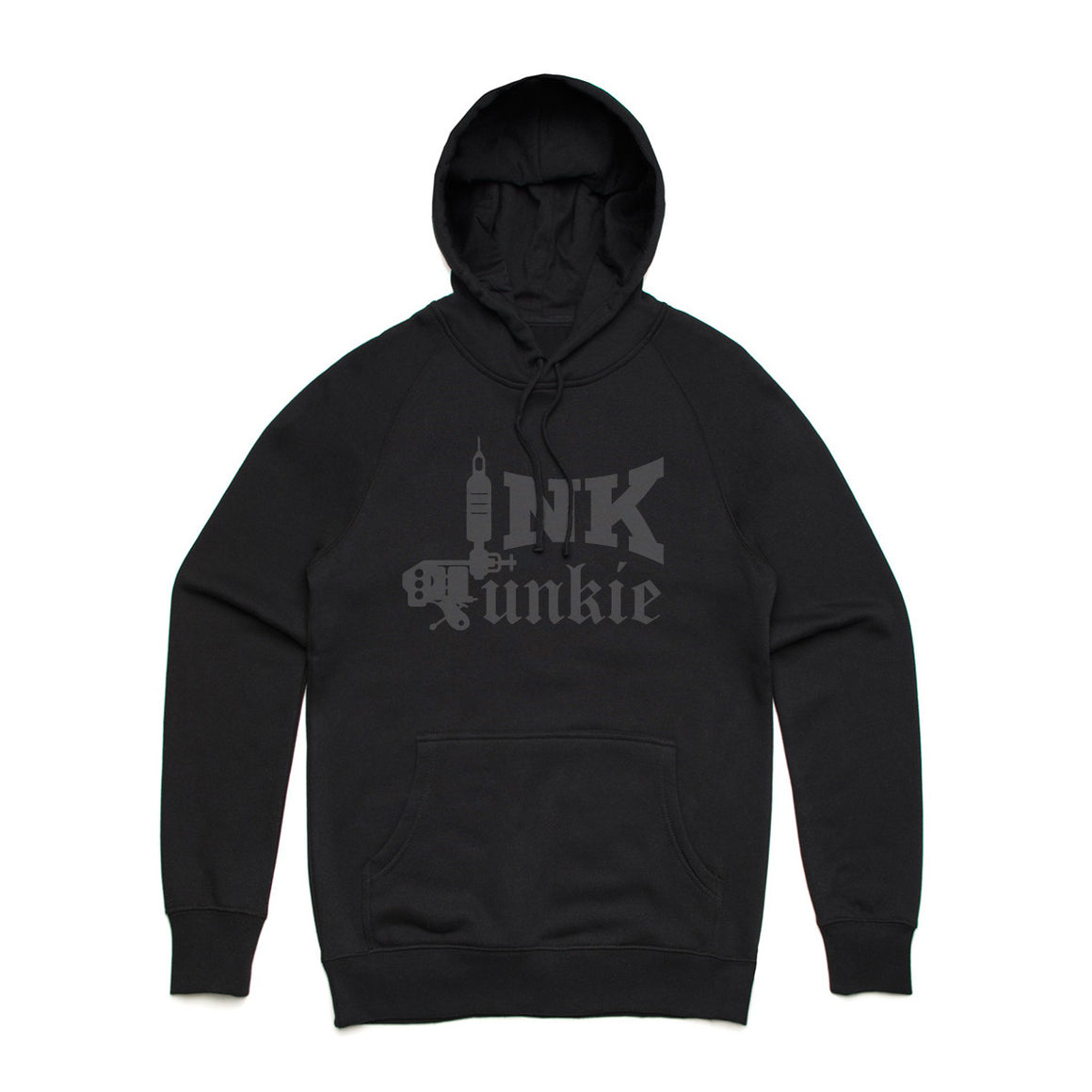 Fifty5 Clothing Ink Junkie Mid Weight Pullover Hoodie