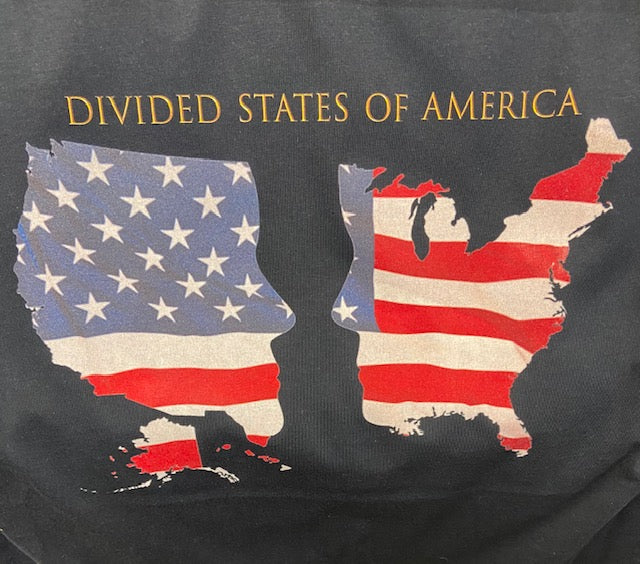 DIVIDED STATES OF AMERICA (men's/women's)