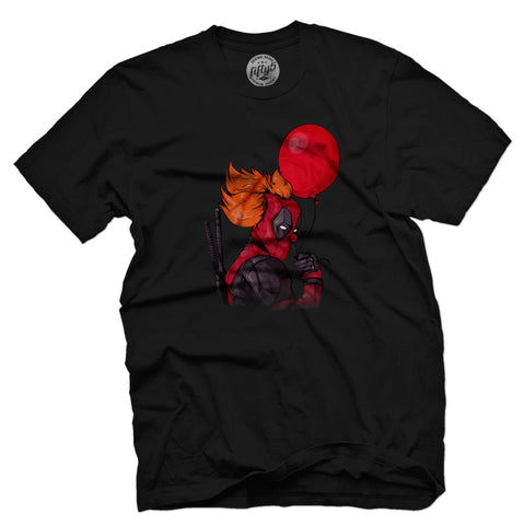 Deadpool IT Men's T-Shirt