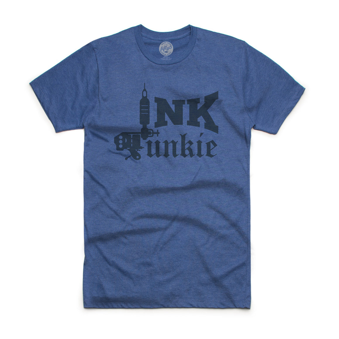 Fifty5 Clothing Ink Junkie Men's T Shirt