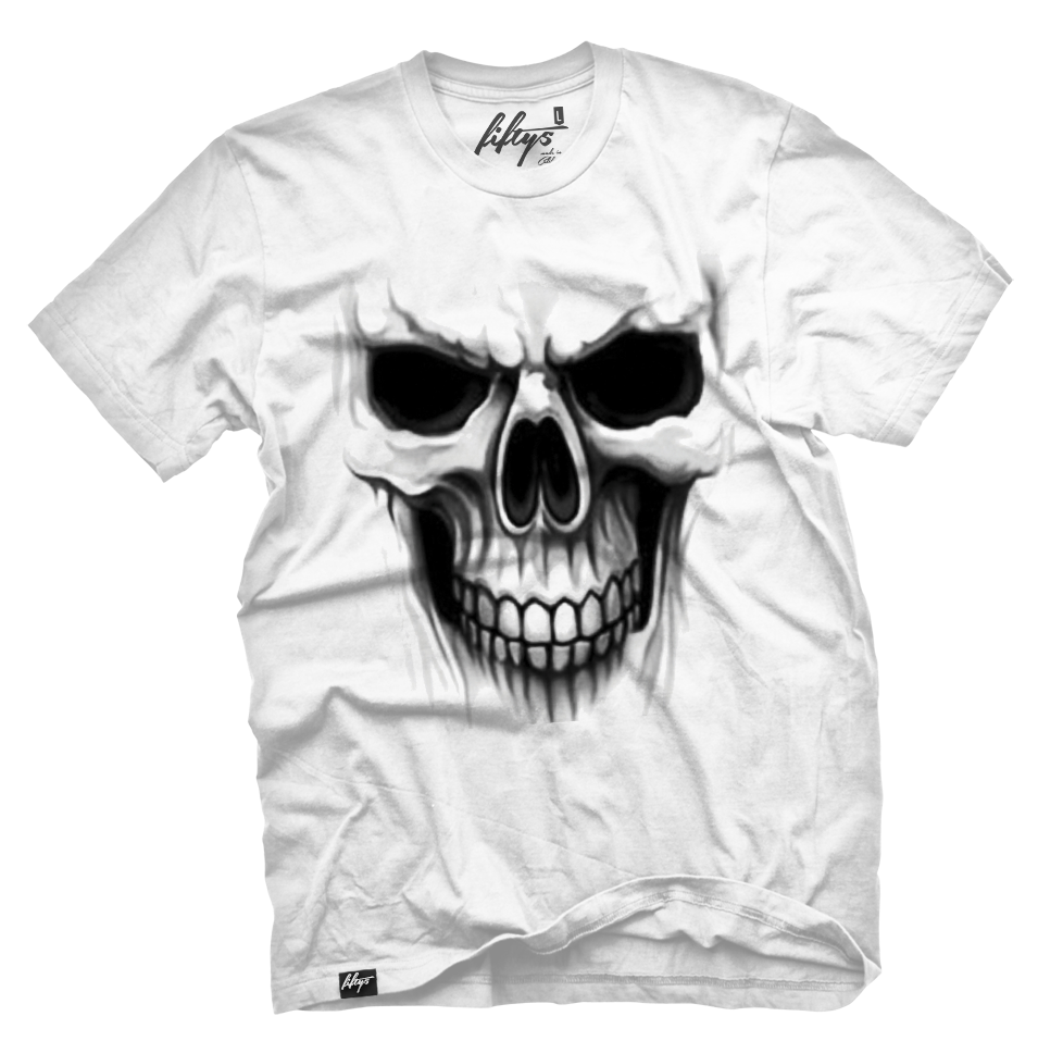 Inner Demon Men's Skull T Shirt